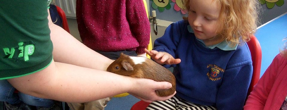 Little Treasures Kindergarten, Nursery, Pre-School, Playgroup, Sittingbourne, Kent